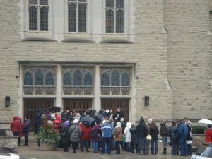 TMC's annual free concert draws a crowd.
