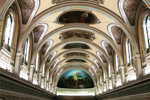 Transported: New Ears Respond to Sacred Music in a Sacred Space