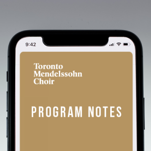 German Romantics Program Notes