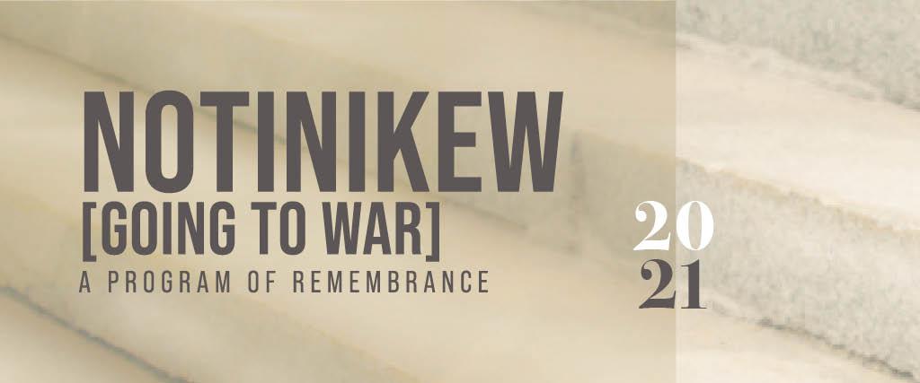 TMC Remembrance Day Concert Notinikew