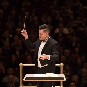 A Conversation with Jean-Sébastien Vallée, The Toronto Mendelssohn Choir's New Conductor