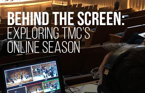 TMC Online Season: Behind The Screen