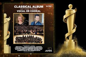 Juno Award: Classical Award of the Year