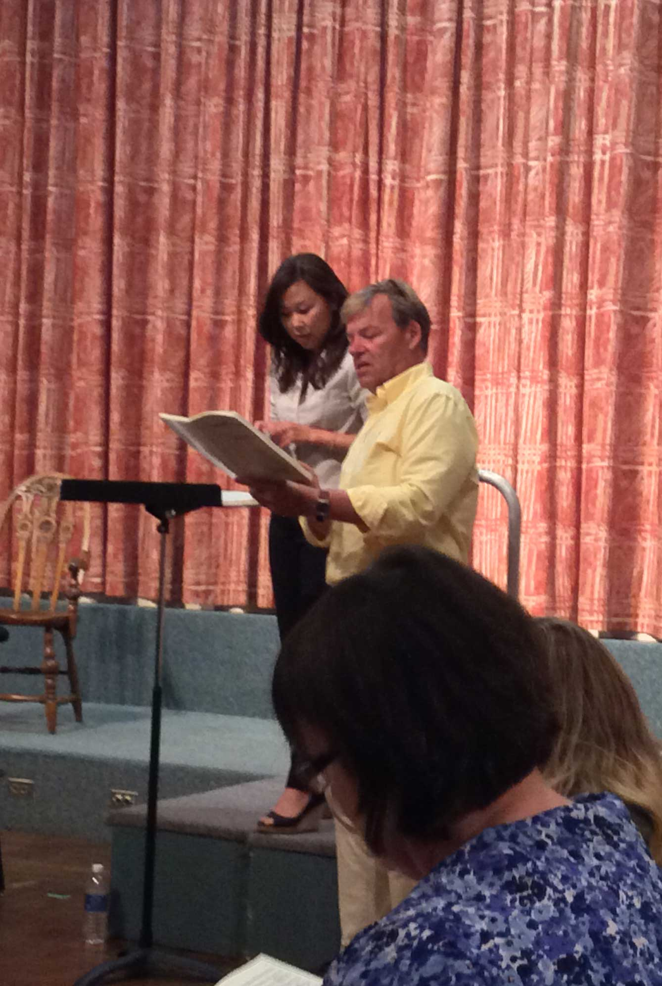 New Season, New Associate Conductor: Welcome Jennifer!