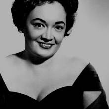Soprano Lois Marshall