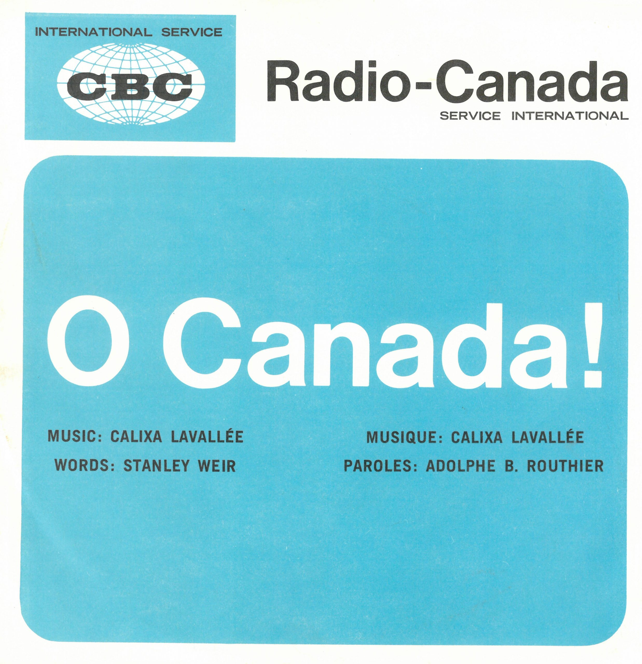 TMChoir sings O Canada