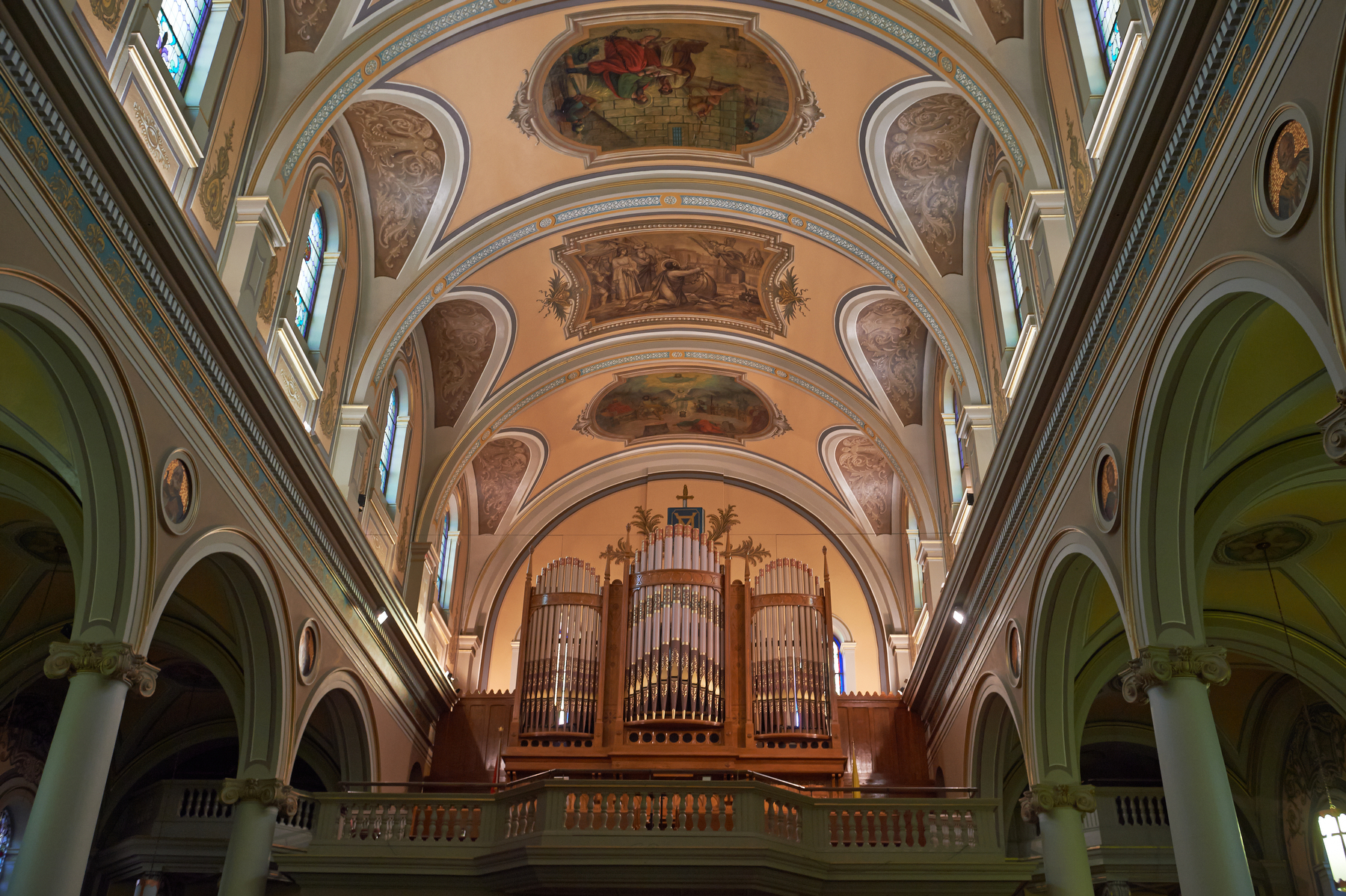 Sacred Music for a Sacred Space: a special concert for a special day!