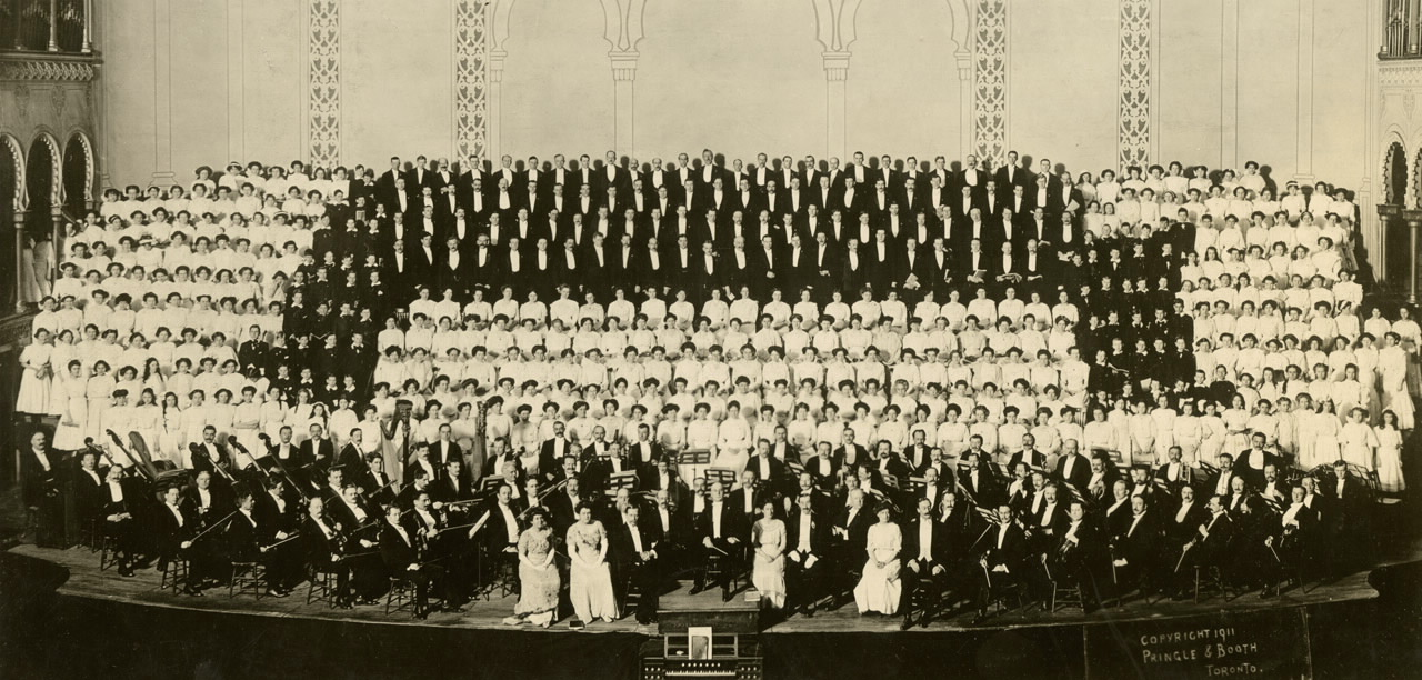 TMC brought famous American orchestras to Toronto in early 20th century