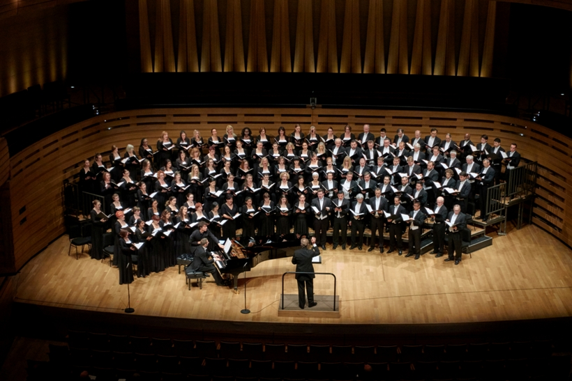 TMC performing at Koerner Hall