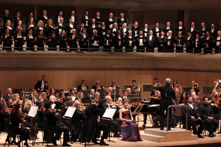 A Fiery Finish to the Toronto Symphony Orchestra Season