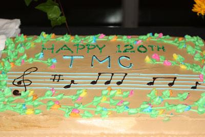 The TMC celebrates 120 years