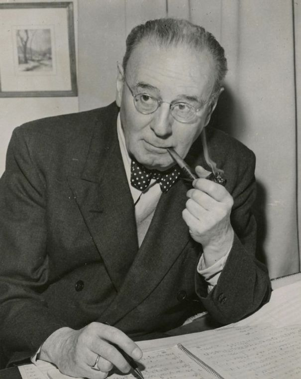 Healey Willan – Dean of Canadian Composers